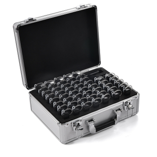 BCT earpiece earphone receiver radio transmitter suitcase storage box