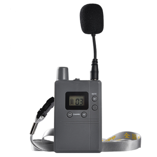Whisper wireless radio tour guide system transmitter 913T