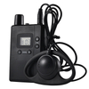 Whisper wireless radio tour guide system earphone receiver 913R